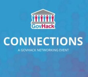 Connections - A GovHack networking event