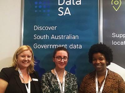 Data SA and Location SA representatives