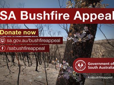 SA Bushfire Appeal